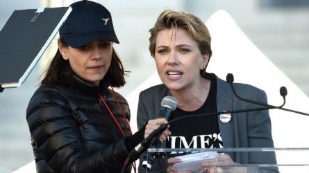 Scarlett Johansson trực tiếp chỉ trích James Franco