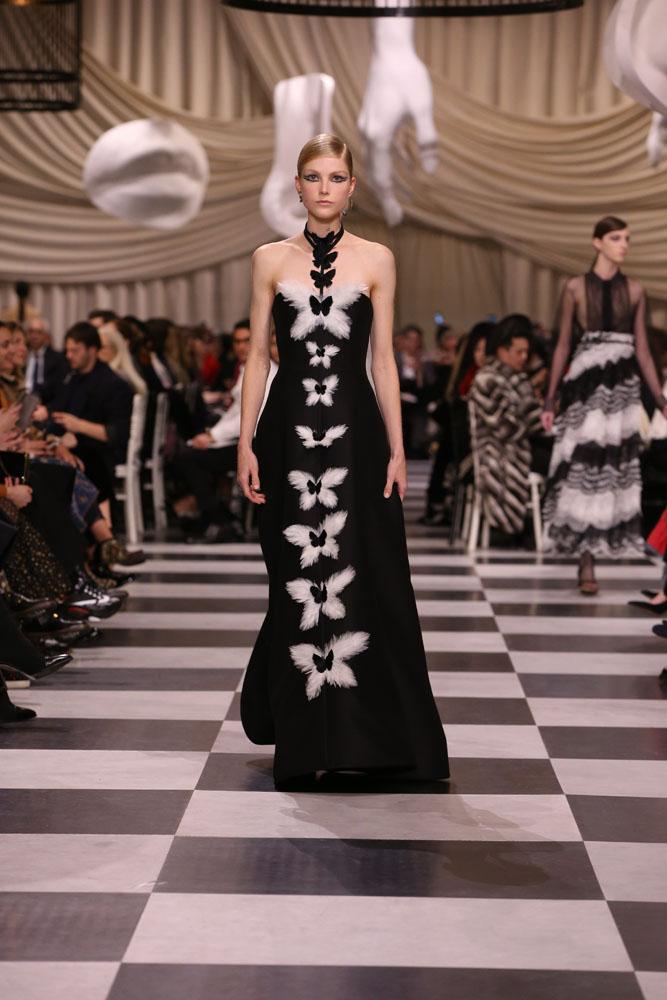 10 BST ấn tượng nhất Tuần lễ thời trang Haute Couture Xuân 2018