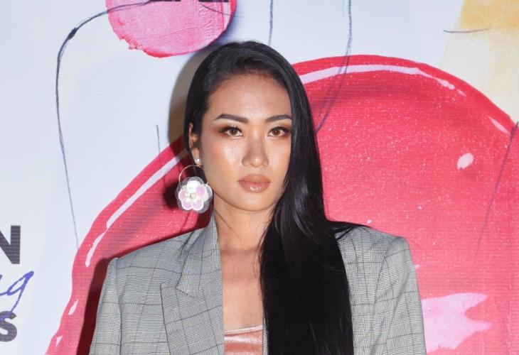ELLE Beauty Awards 2018 phong cách trang điểm ấn tượng kẻ mắt đậm 1