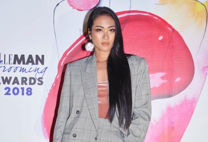 ELLE Beauty Awards 2018 phong cách trang điểm ấn tượng tóc thẳng 2