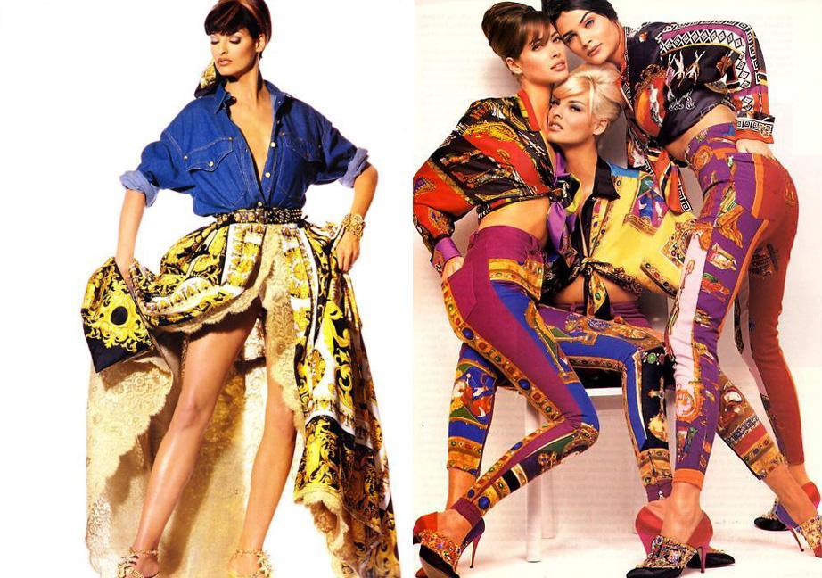 Giai thoại bất diệt về ông hoàng của làng thời trang - Gianni Versace