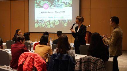 Mỹ phẩm thiên nhiên & organic lên ngôi tại Mekong Beauty Show 2018