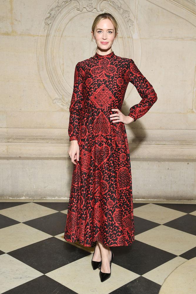 Song Hye Kyo rạng rỡ trên hàng ghế đầu Dior Couture 2018