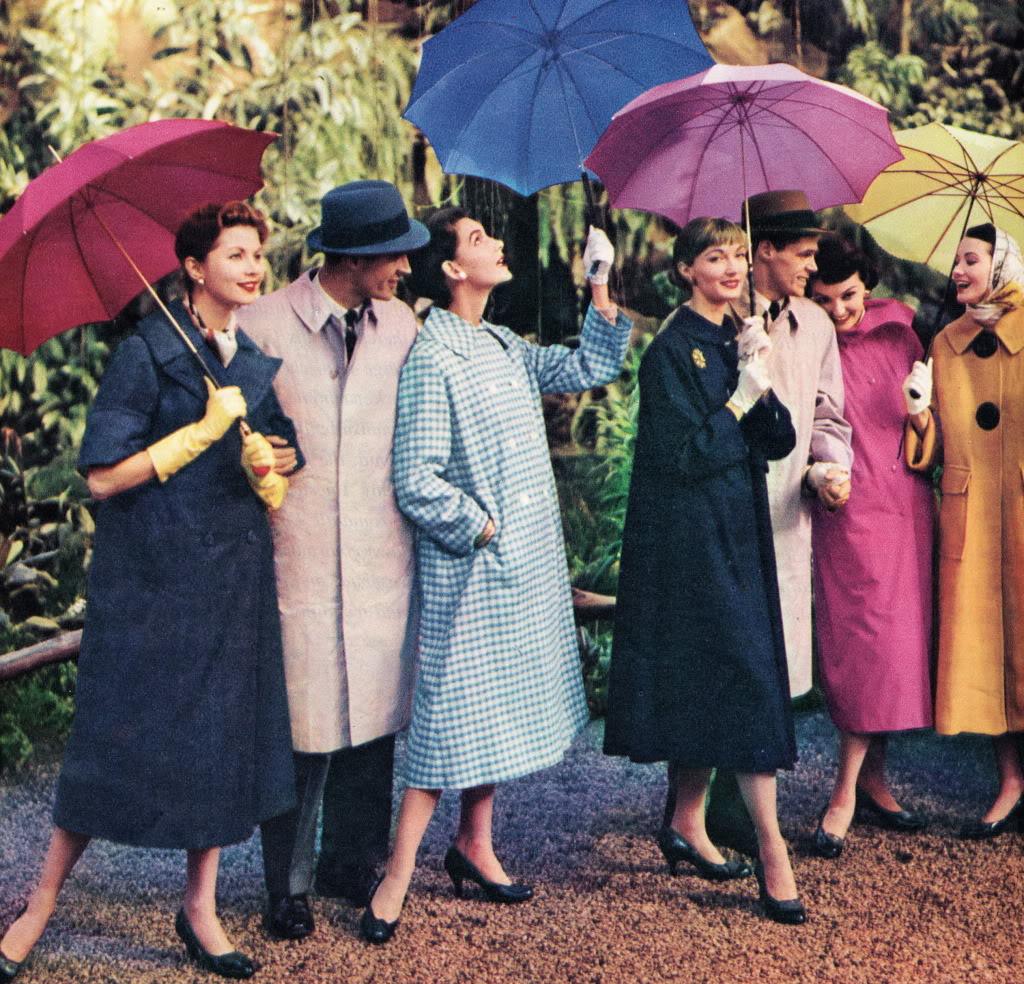 Dòng xoay của thời trang trong các thời đại: 50, 60, 70 và 80