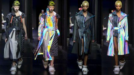 BST thời trang Maison Margiela Spring Couture 2018: Cảm hứng vị lai thống trị sàn diễn