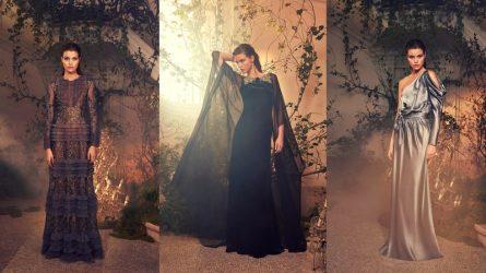 BST thời trang Haute Couture Alberta Ferretti Xuân-Hè 2018: Nàng thơ bước ra từ thần thoại