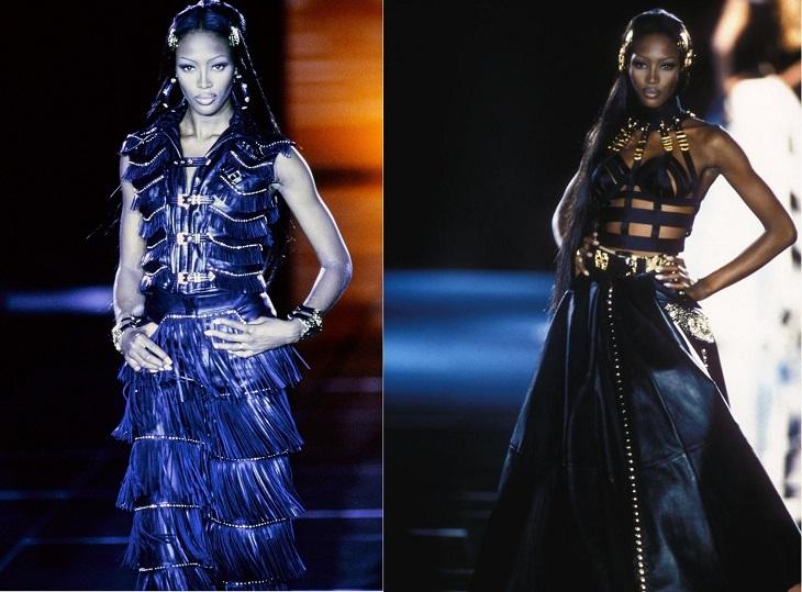 """Chiêm ngưỡng 21 thiết kế tuyệt đẹp của thương hiệu Versace trong """"American Crime"""" 2"""