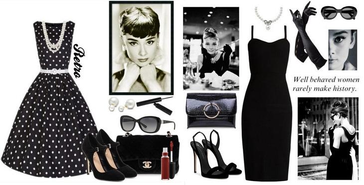 3 bí quyết theo đuổi thời trang cổ điển đẹp như Audrey Hepburn 1