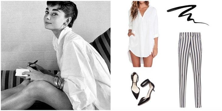 3 bí quyết theo đuổi thời trang cổ điển đẹp như Audrey Hepburn 3