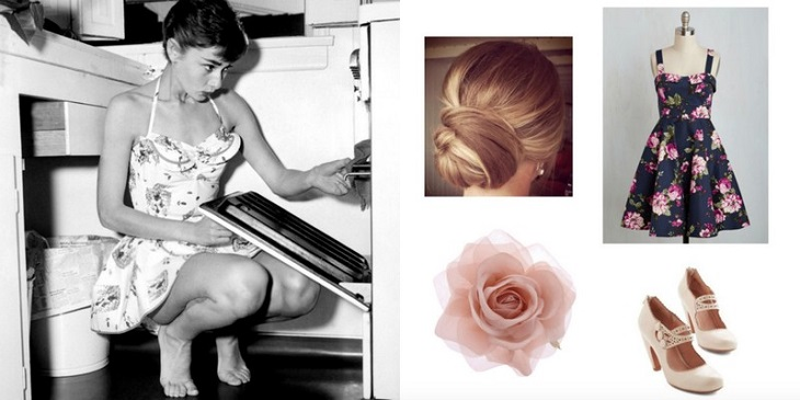 3 bí quyết theo đuổi thời trang cổ điển đẹp như Audrey Hepburn 5