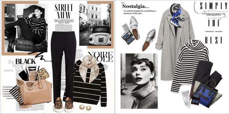 3 bí quyết theo đuổi thời trang cổ điển đẹp như Audrey Hepburn 4