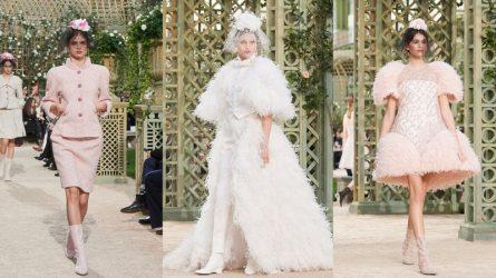 BST thời trang Chanel Spring Couture 2018: Mùa xuân của một triều đại mới