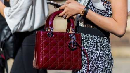 Những chiếc túi xách thời trang mang tính biểu tượng thời cận đại