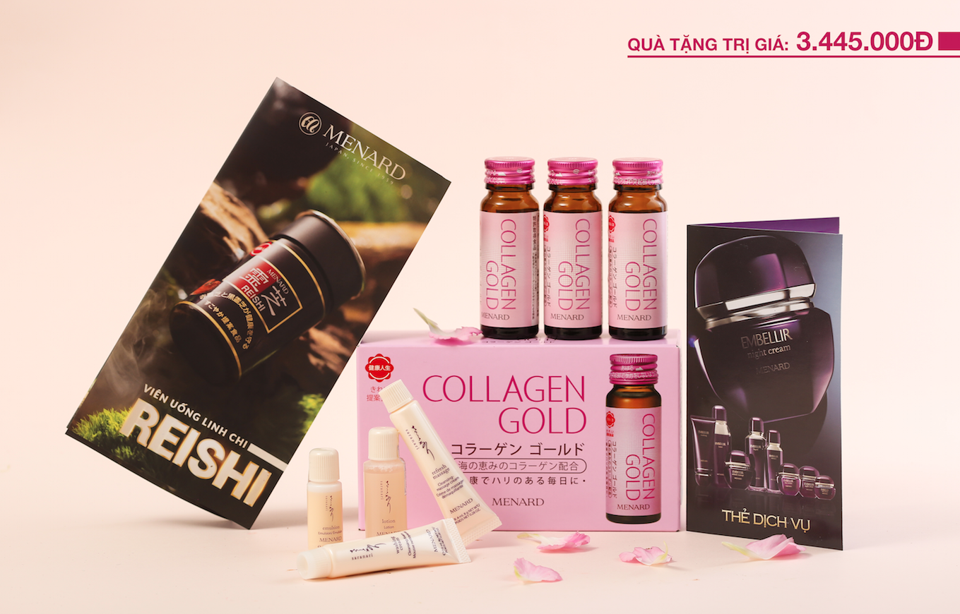 qua collagen gold tim thay niem vui new year new you