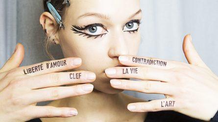 """Chuyên gia trang điểm Dior chia sẻ cách kẻ mắt đẹp """"dị"""
