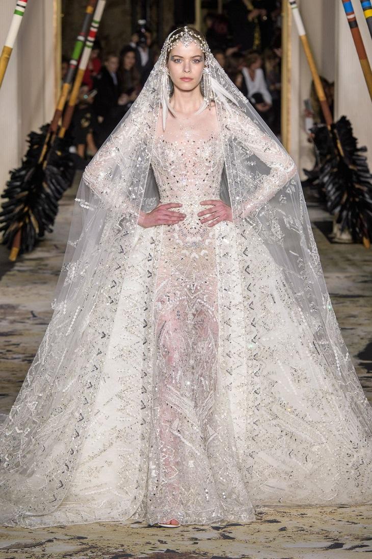 ELLE Việt Nam - Zuhair Murad có đúng khi quyết định dung hòa thời trang cao cấp và văn hóa cao bồi (5)