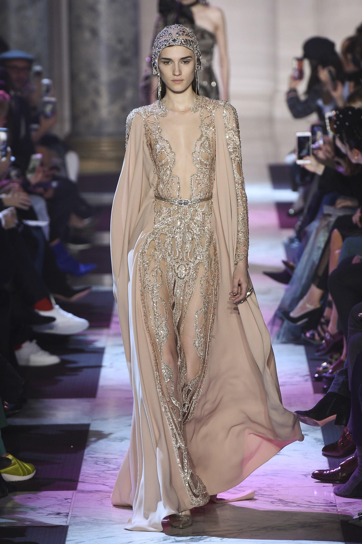 BST thời trang Elie Saab Couture Spring 2018: Giấc mộng mùa xuân xa hoa 2