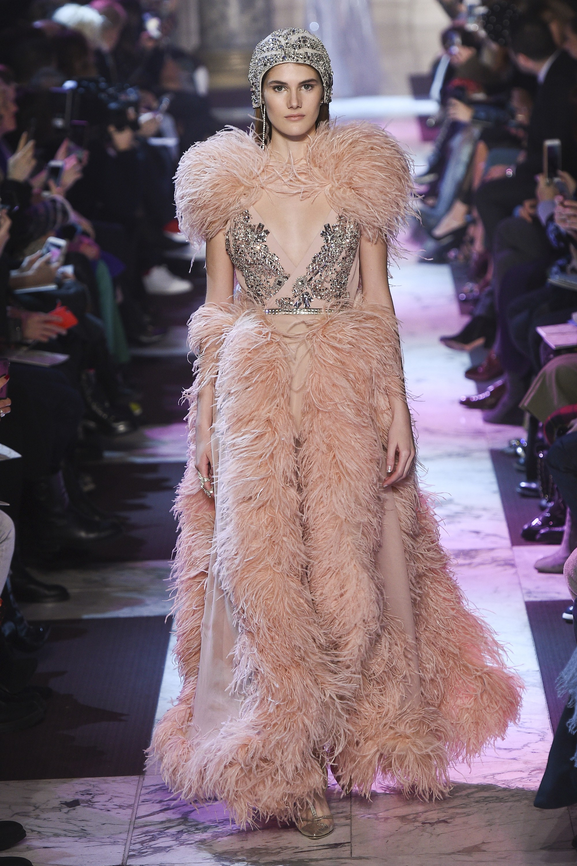 BST thời trang Elie Saab Couture Spring 2018: Giấc mộng mùa xuân xa hoa 4