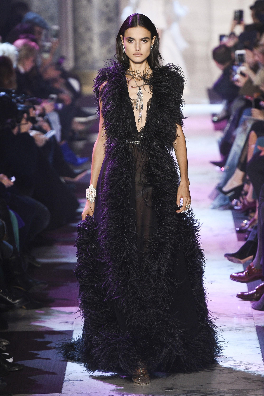 BST thời trang Elie Saab Couture Spring 2018: Giấc mộng mùa xuân xa hoa 7