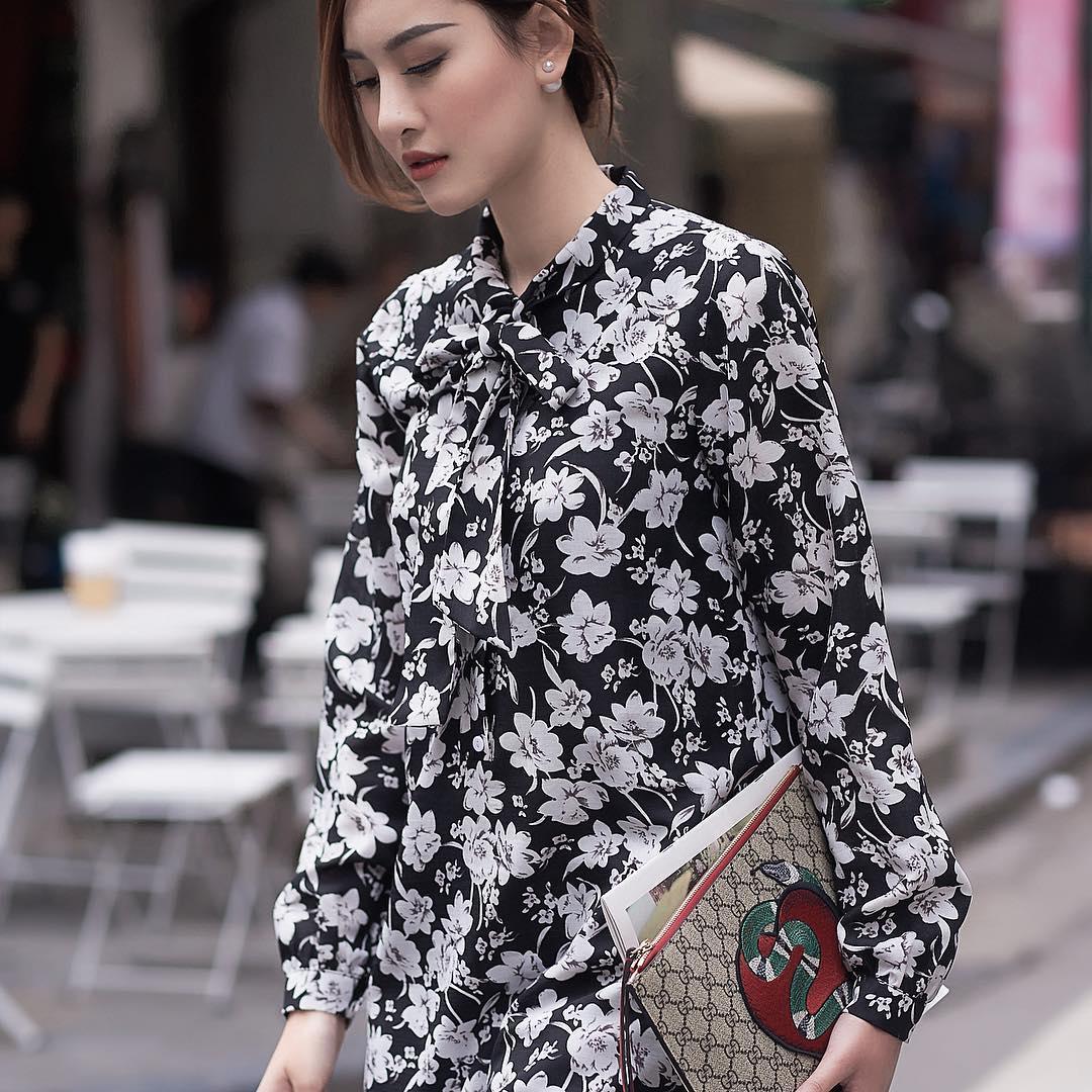 Tuần vừa rồi, sao Việt mặc gì: Hà Lade