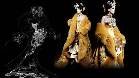 Bạn biết gì về thương hiệu Guo Pei - nhà mốt thời trang cao cấp đầu tiên của Trung Quốc