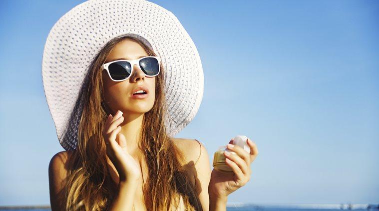 chu trình chăm sóc da hàng ngày sai lầm kem chống nắng