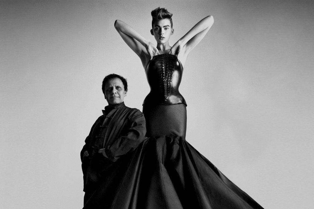 triển lãm thời trang: Azzedine Alaia
