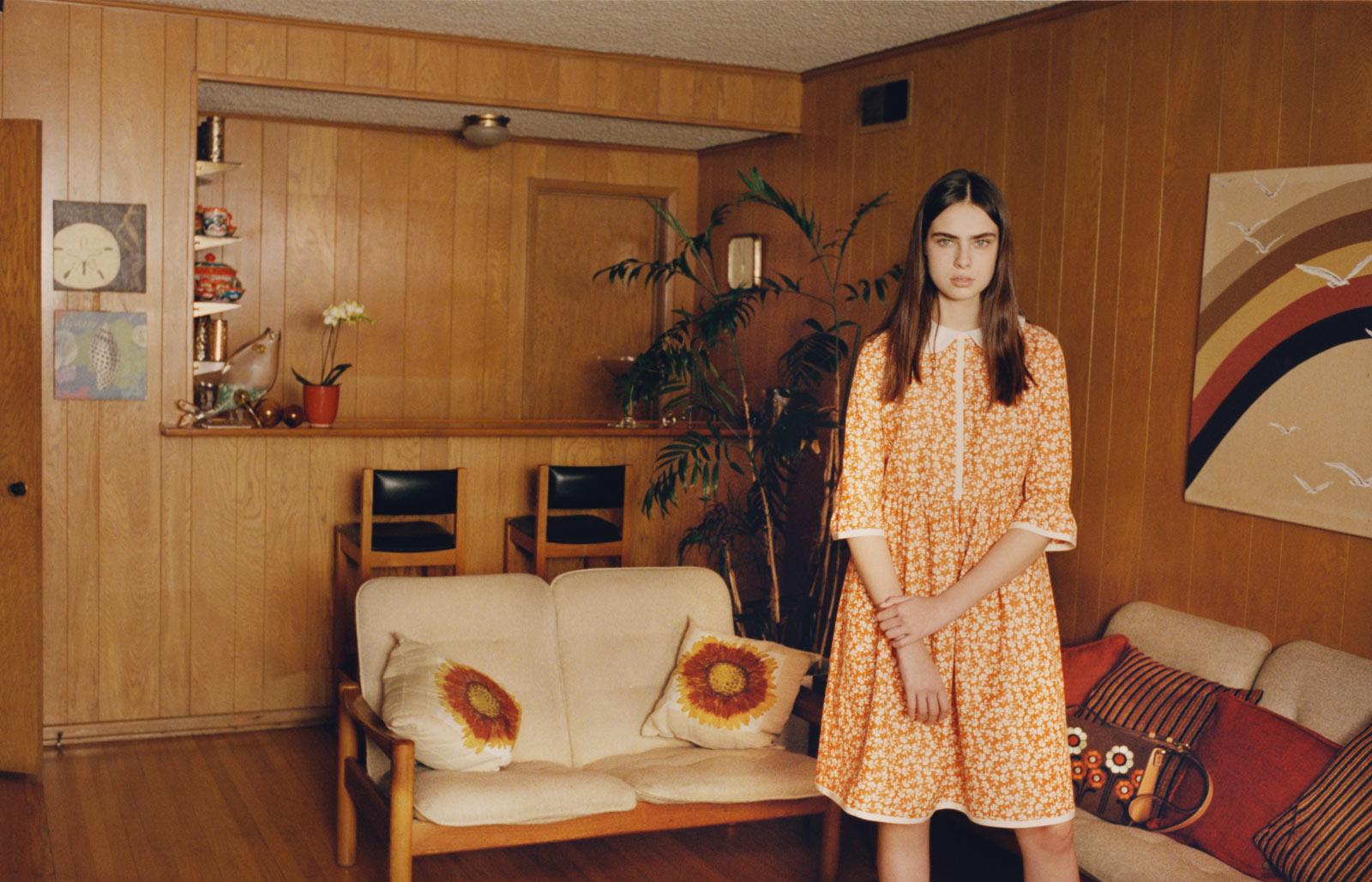 triển lãm thời trang: Orla Kiely