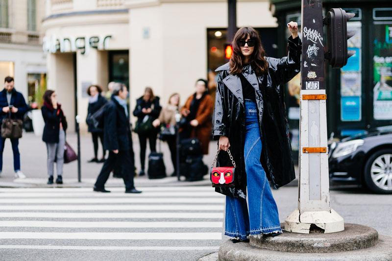 Sắc màu street style từ Tuần lễ thời trang Haute Couture mùa Xuân 2018