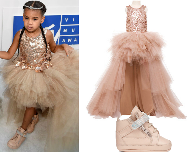 """5 khoảnh khắc thời trang """"sang chảnh"""" của con gái Beyonce - Blue Ivy"""