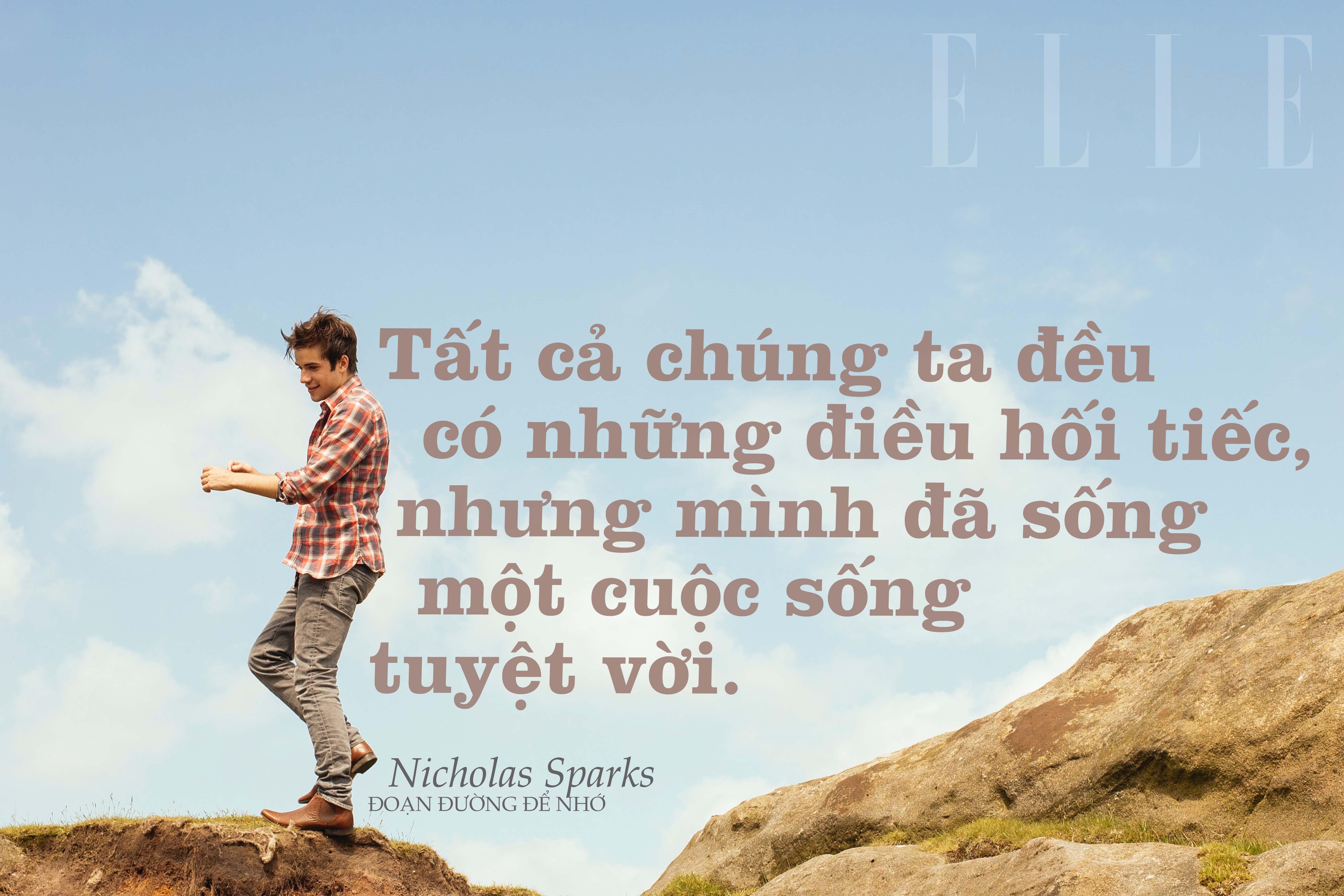 Nicholas Sparks 10