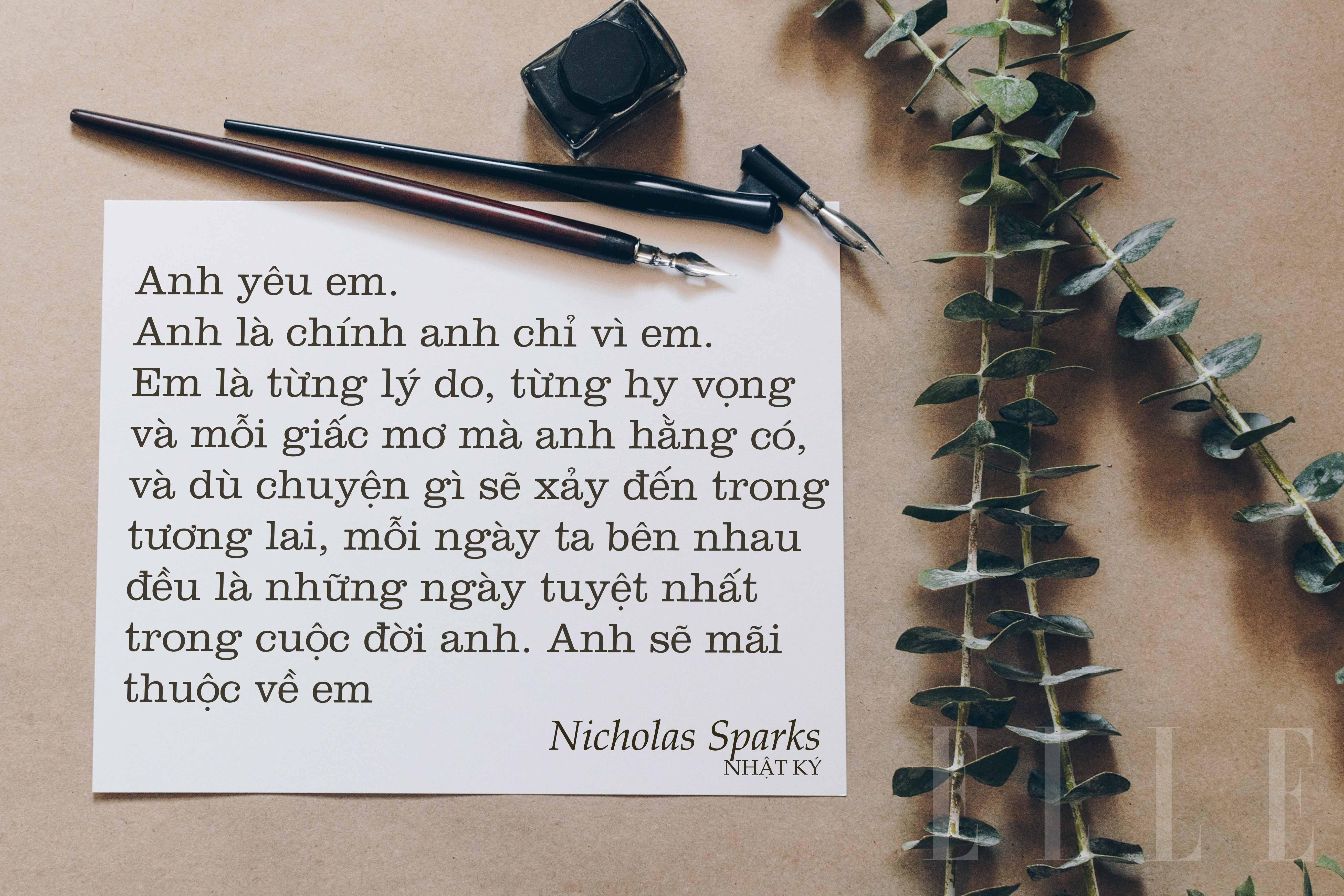 Nicholas Sparks 3