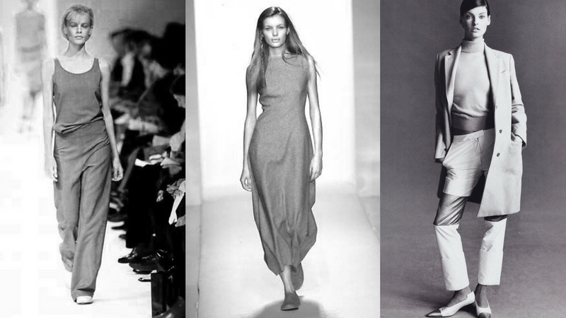 [Trường phái tối giản trong thời trang] Phần 3: Sức sống mới, sáng tạo mới!