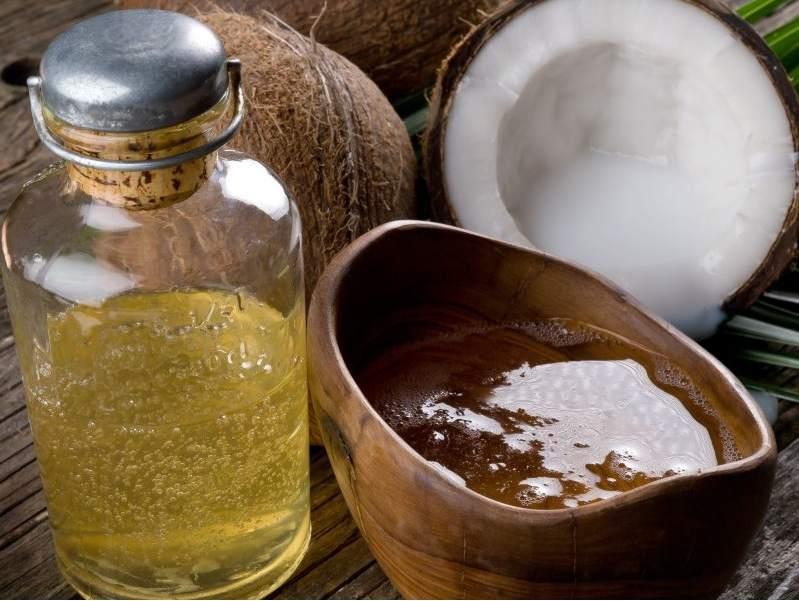 giảm cân bằng dầu dừa 2