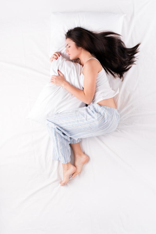 tư thế ngủ tốt cho sức khỏe 4