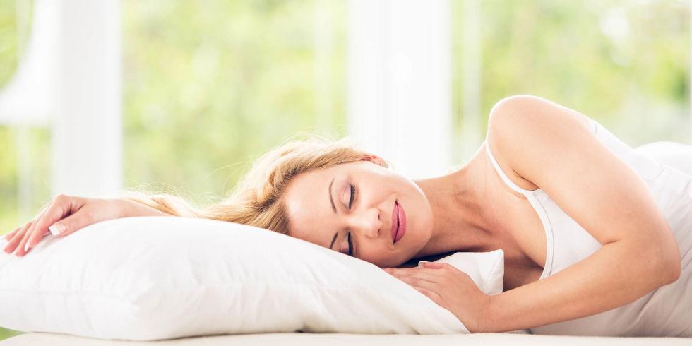 tư thế ngủ tốt cho sức khỏe 1