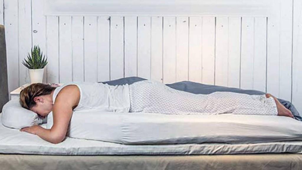 tư thế ngủ tốt cho sức khỏe 5