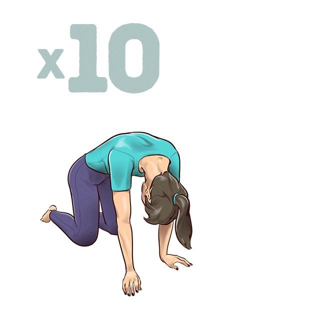 cách trị đau lưng hiệu quả 4