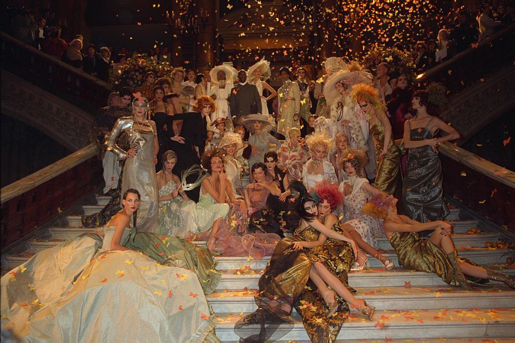 10 khoảnh khắc lịch sử Haute Couture 1
