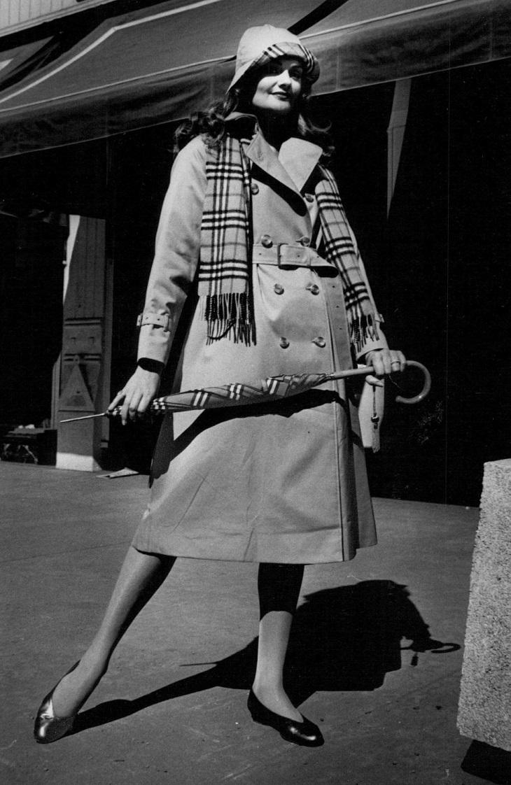 """ELLE Việt Nam - Có bao giờ thế giới thời trang """"quên"""" được chiếc áo trench coat (5)"""