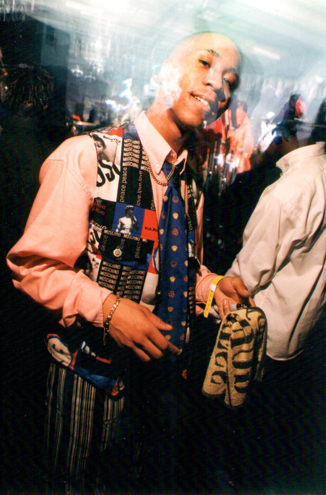 Thời trang Ý trở thành bộ mặt đại diện cho làn sóng văn hoá Rave như thế nào? 3