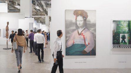 Trải nghiệm thế giới nghệ thuật đặc sắc tại Tuần lễ Nghệ thuật Singapore 2018