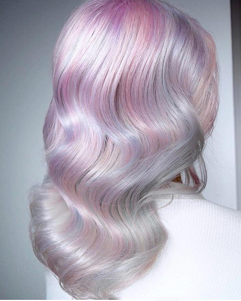 màu nhuộm tóc đẹp opal 3