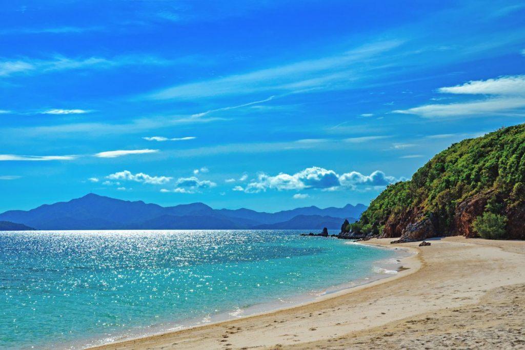 bãi biển đẹp 3