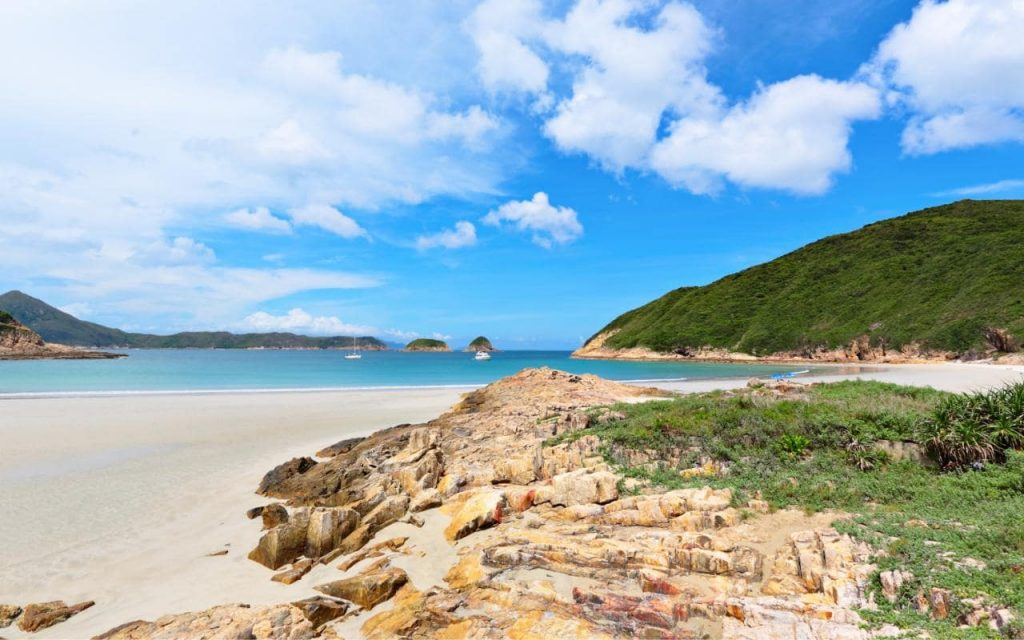 bãi biển đẹp 4