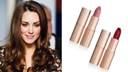 Thỏi son môi được đặt tên theo danh hiệu Công nương Kate Middleton