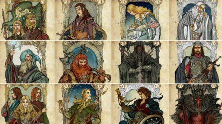 Tiết lộ lá bài Tarot của từng cung hoàng đạo