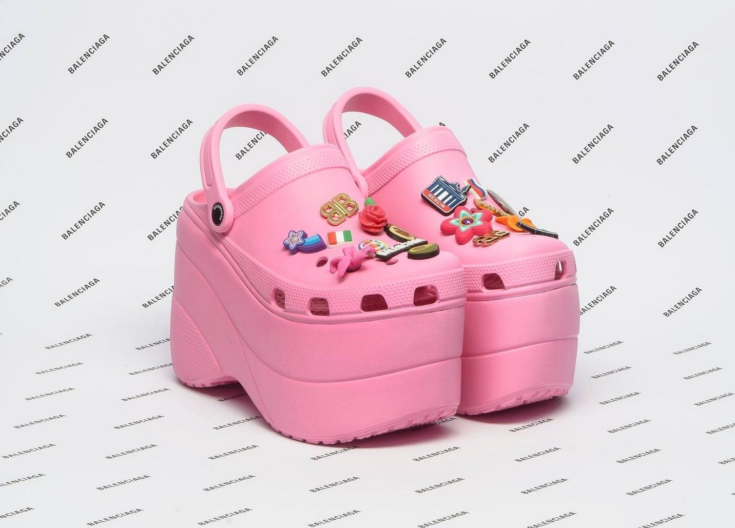 giày Crocs Balenciaga 3