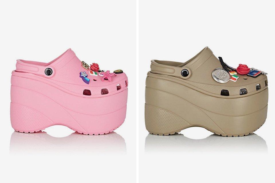 giày Crocs Balenciaga