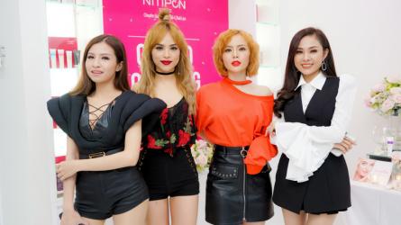 Cùng các beauty blogger khám phá công nghệ làm đẹp hiện đại của Nitipon